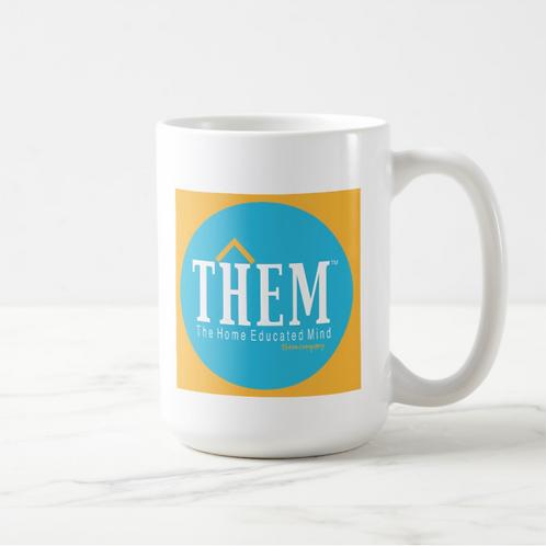 THEM 15 oz H-Classic Coffee Mug