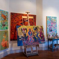 Roland van Loon Studio Gallery