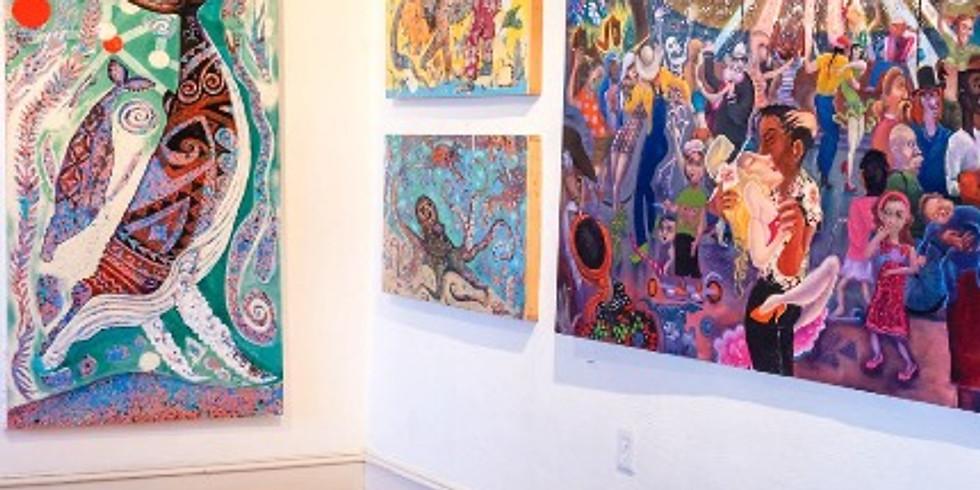 Grand Reopening: Roland van Loon Studio Gallery