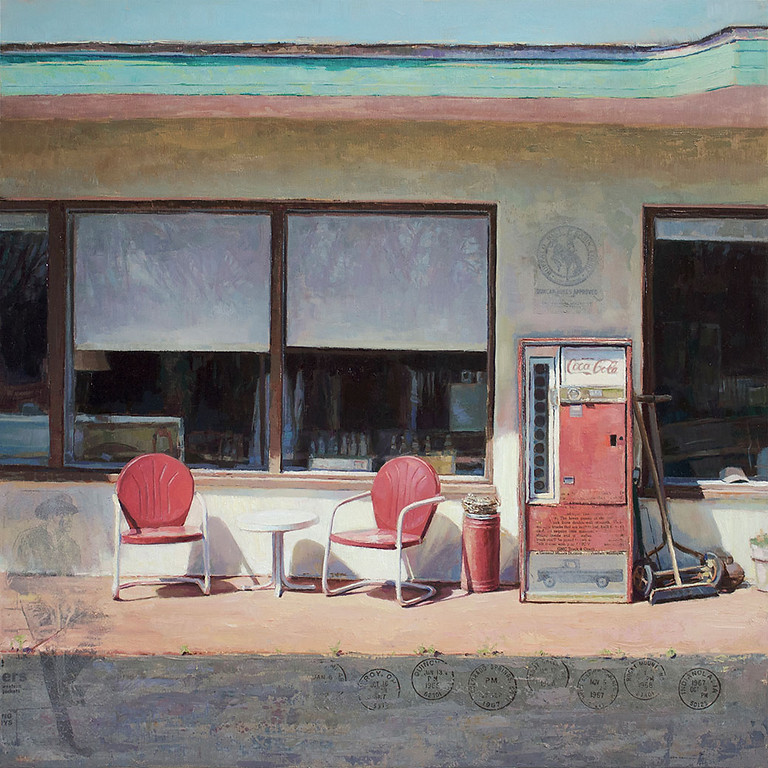 Jason Kowalski Shows at LewAllen Galleries For The First Time