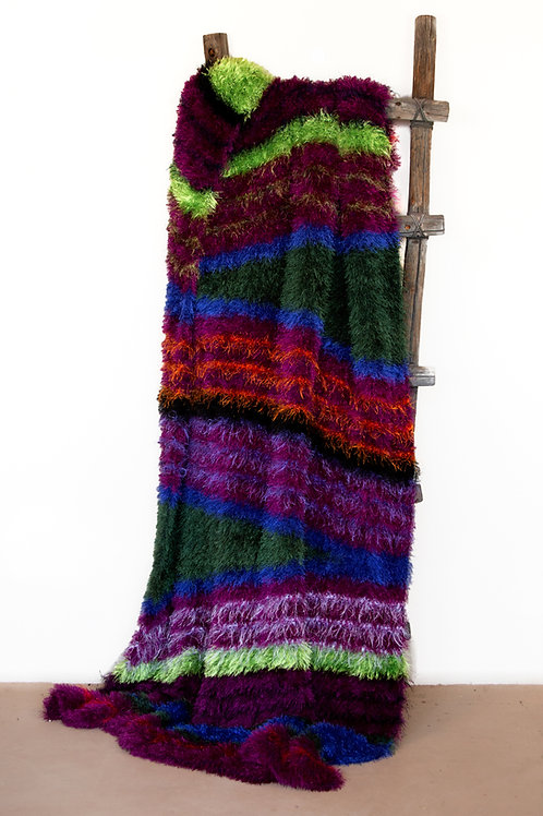 Soft and Textured Throw