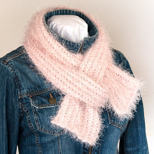 Soft and Feminine Scarf