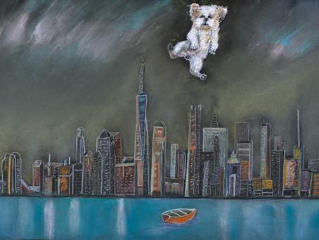 Flying Over the Hudson