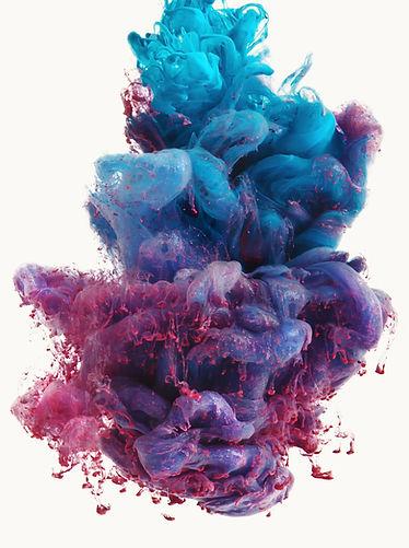 Fumée couleurs