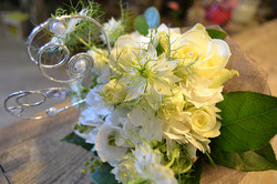 Bouquet demoiselle d'honneur