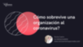 Webinar Coronavirus