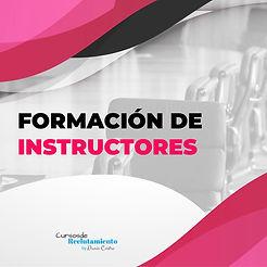 Formación de Instructores