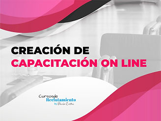 capacitación on line