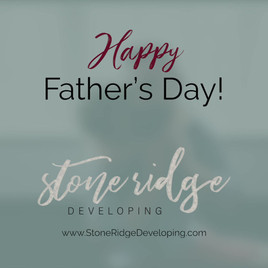 Stone Ridge: Social Media, Father's Day