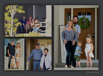 Stone Ridge: Front Porch Photos