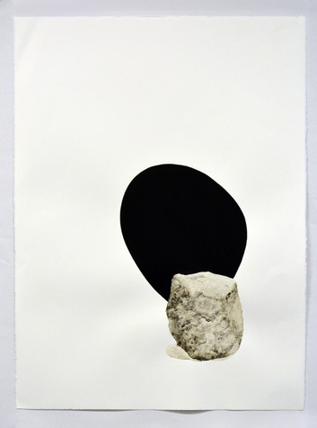 Stone with Shadow