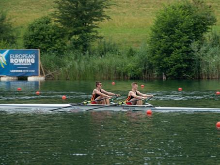 Zwei Boote erreichen A-Finals