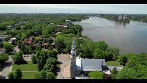 Église de la Visitation en vidéo