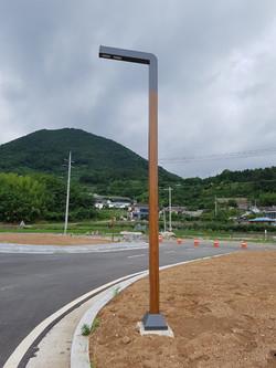 Korean landscape lighting
