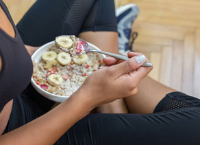 Post-workout food: How to eat in a way that doesn't undo all your hard work