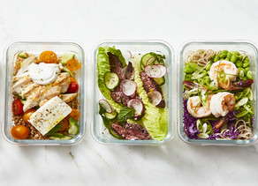 4 Simple meal prep plans for couples who want to conceive