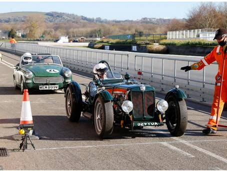 Regis Sprint 2021 at Goodwood Motor Circuit