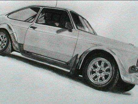 Paul King's Escort Mk2 – the story!