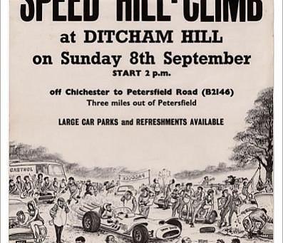 Ditcham Park Hillclimb 1968-1973