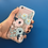 Thumbnail: Indigo iPhone & Samsung Clear Phone Case Cover