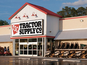 Tractor Supply Plans 800 New Stores