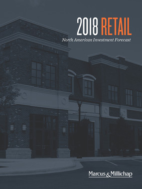 2018 Retail North American Investment Forecast