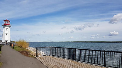 Sylvan-Lake-Rotary-Park-lighthouse-May-2
