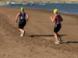 swim run team