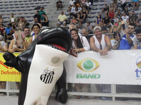 Neste domingo, participe da Abertura da 20ª edição da Copa CNA de Futsal Escolar