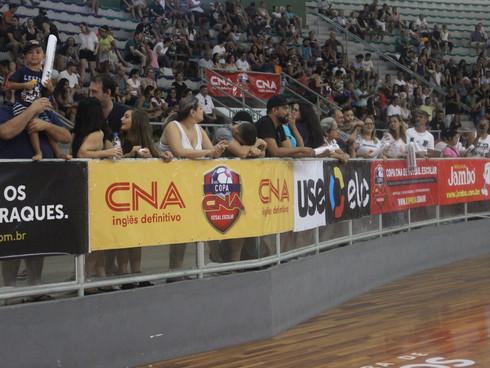 Começam os jogos da 20ª Copa CNA de Futsal Escolar