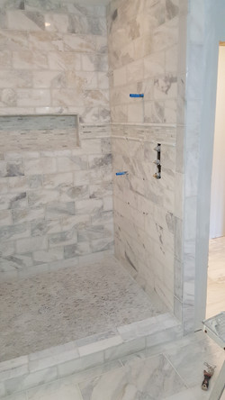 Ceramic Shower 2
