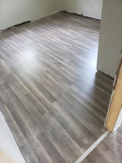 Luxary Vinyl Plank Flooring