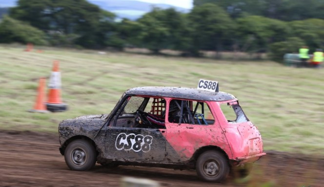 Rose in CS88 class 1 / junior autograss mini