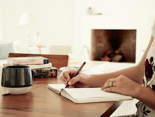 Los beneficios de la escritura