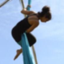 Open Studio Practice in aerial and circus arts