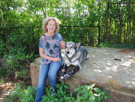 Starter van de week: Pro4Paws helpt manke dieren