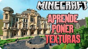 Cómo poner Texturas a Minecraft  para todas las versiones