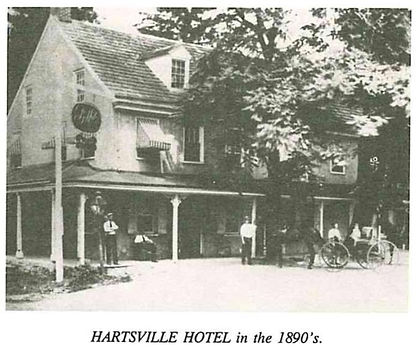 Hartsville Hotel 1890's