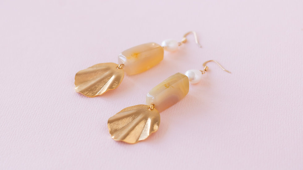 The Jewel Dangle Earring