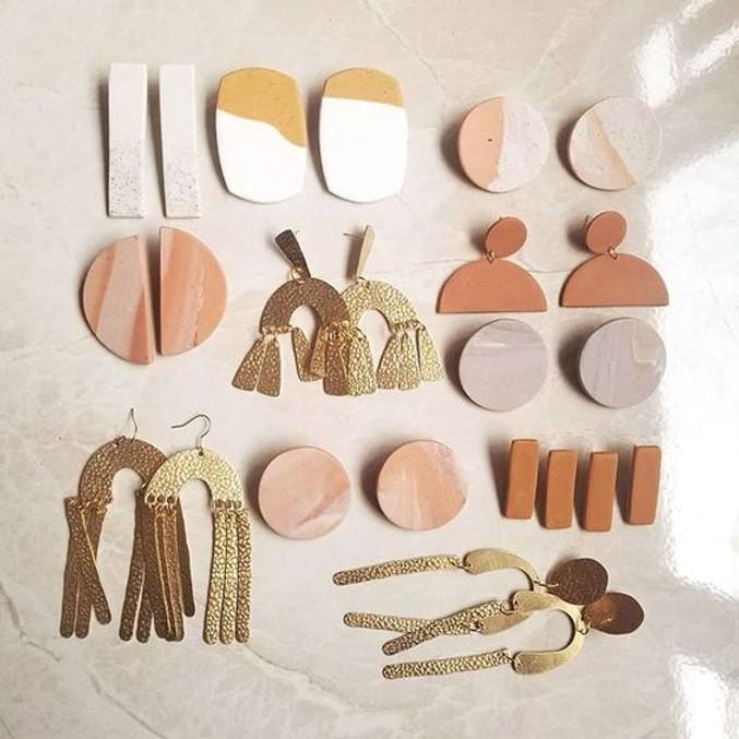Polymeer Klei Sieraden