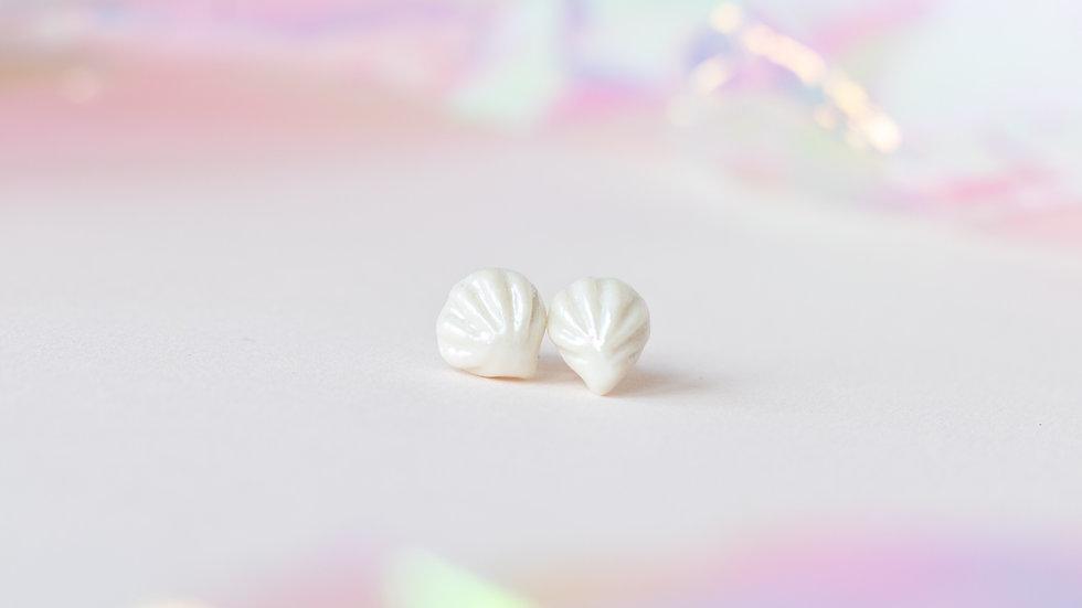The MINI Ariël Stud Earring Iridescent