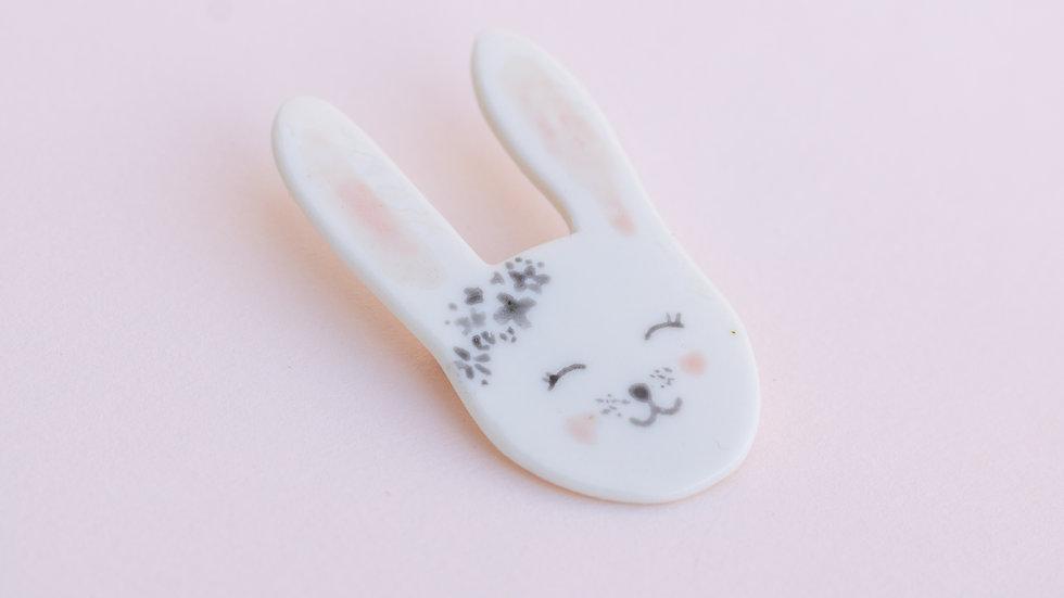 The Bunny Brooch