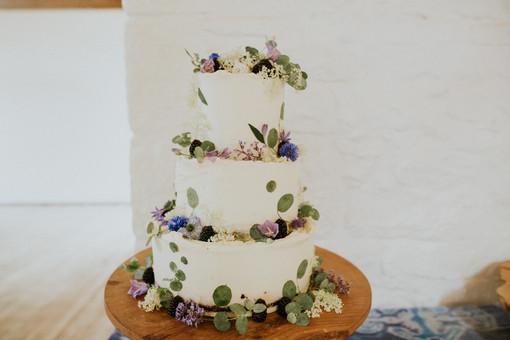 Oona's Cakes Cornwall Wedding Cakes