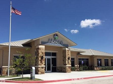 Lucero Masonry Commercial Build Abilene