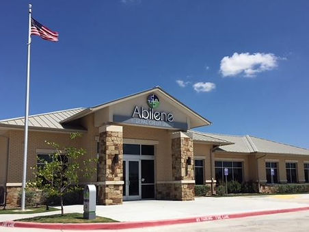 Lucero Masonry Commercial Build Abilene