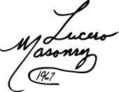 Lucero masonry signature.png
