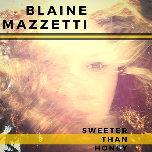 Sweeter Than Honey CD