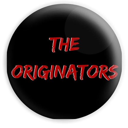 The Originators Large button