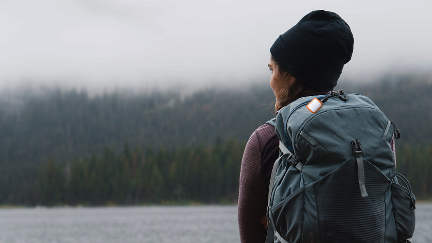 Tack GPS Tracker for Backpacker Location Tracking