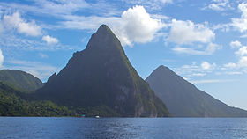 Luxurious Saint Lucia
